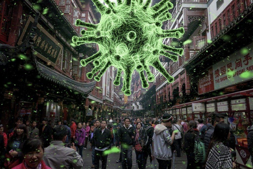 コロナウイルスの影響